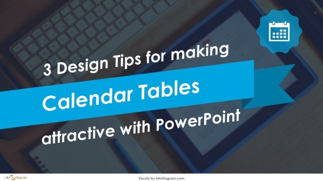 Making your own Calendar in PowerPoint can be a time-consuming task