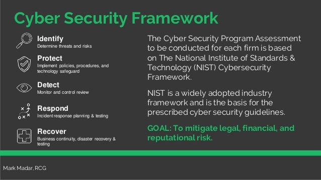 How To Establish A Cyber Security Readiness Program