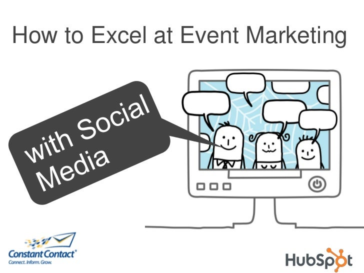 How to Excel at Event Marketing