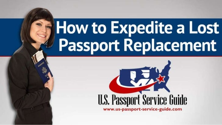 How to Expedite a Lost Passport Replacement