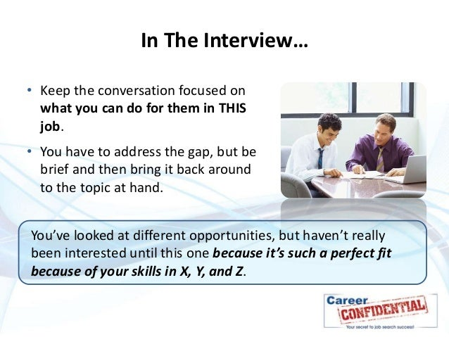 Great ... Candidate; 9. In The Interviewu2026