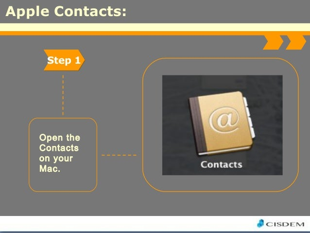 how to delete mac contacts