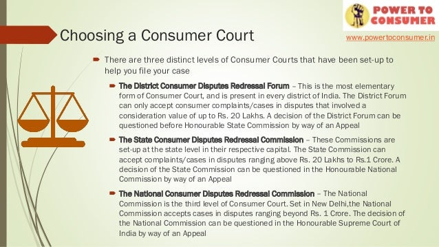 How To File A Complaint In The Consumer Court Of India