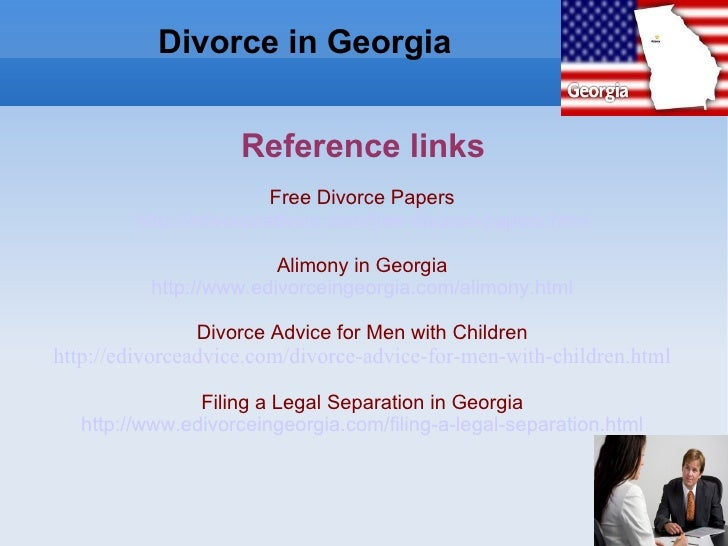 legal separation in georgia and dating