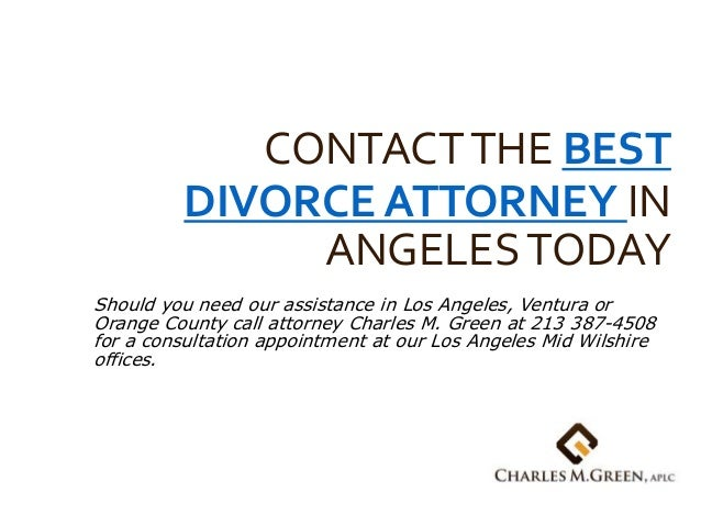 How To File For Divorce In Los Angeles County