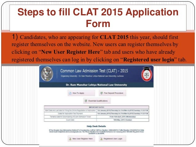 how-to-fill-clat-2015-application-form-2-638 Us Pport Application Form on