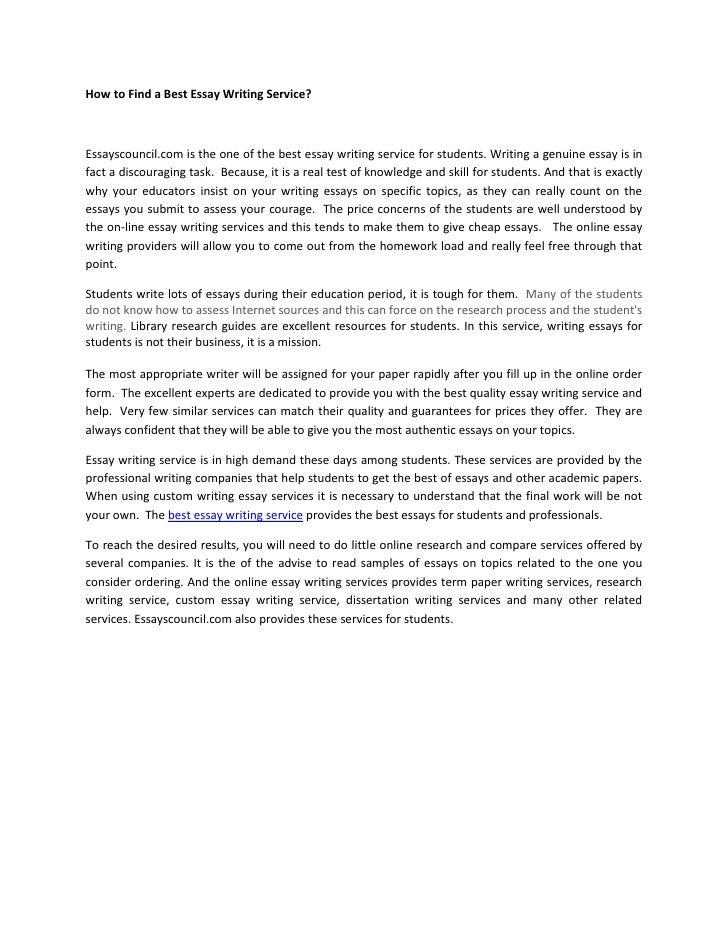 best essay writing service 2018 reddit