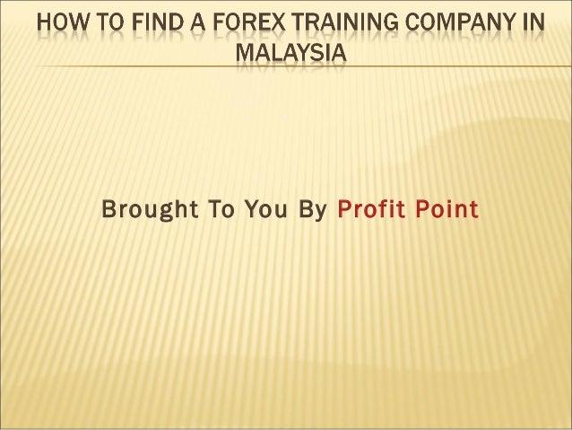 Forex company in malaysia