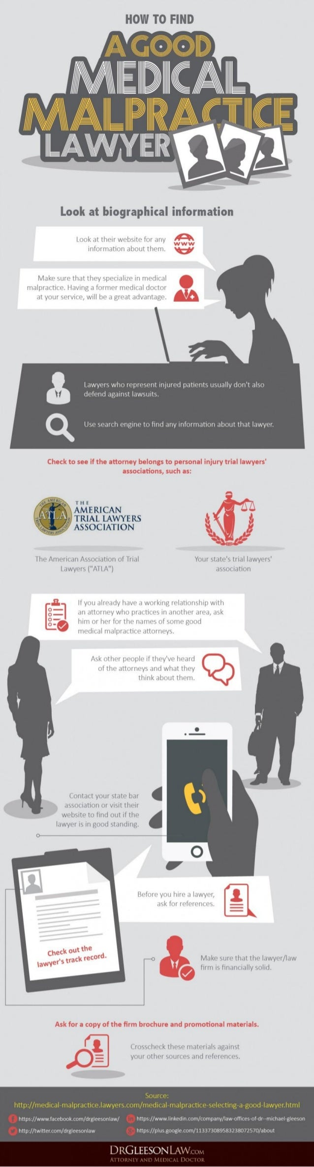 How To Find A Good Medical Malpratice Lawyer