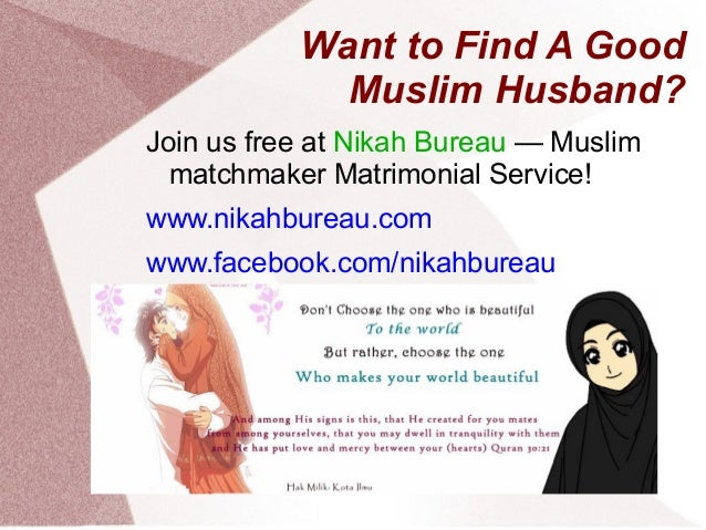how to find a muslim husband in canada