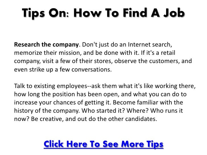 find jobs in my area