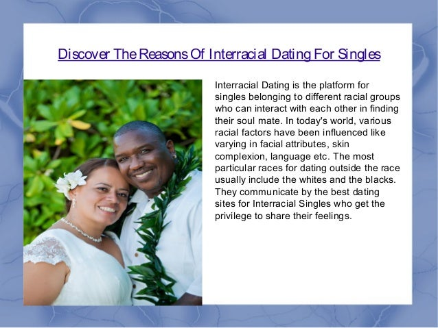 Single interracial dating sites