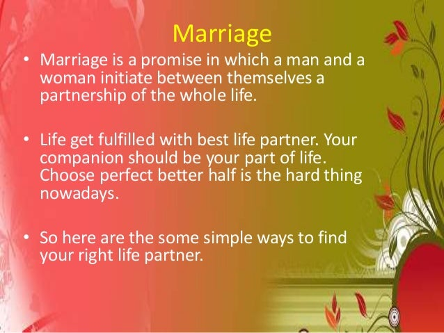 find life partner in india