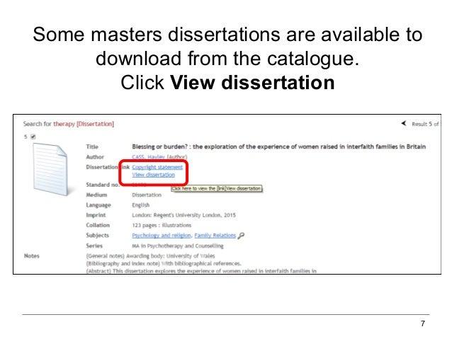 mizzou dissertation formatting