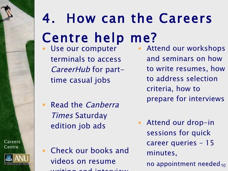how to find part time employment