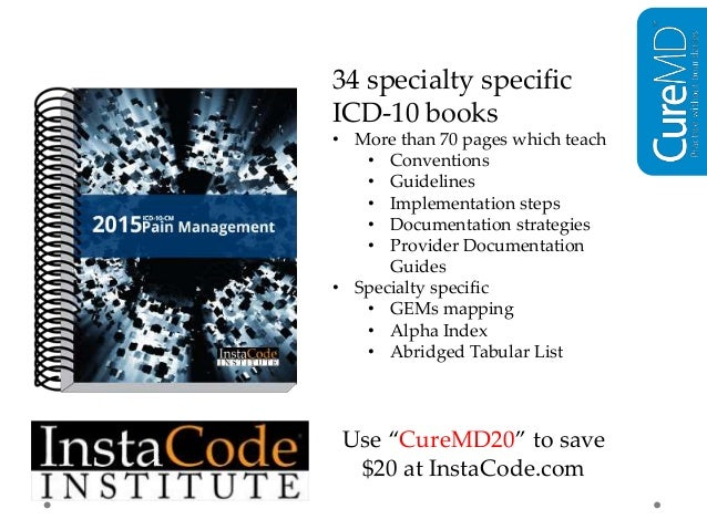 How To Find The Right ICD-10 Code