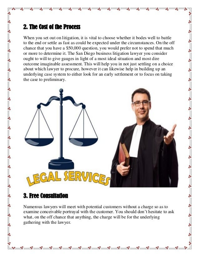 How to Find the Best Civil Litigation Services?