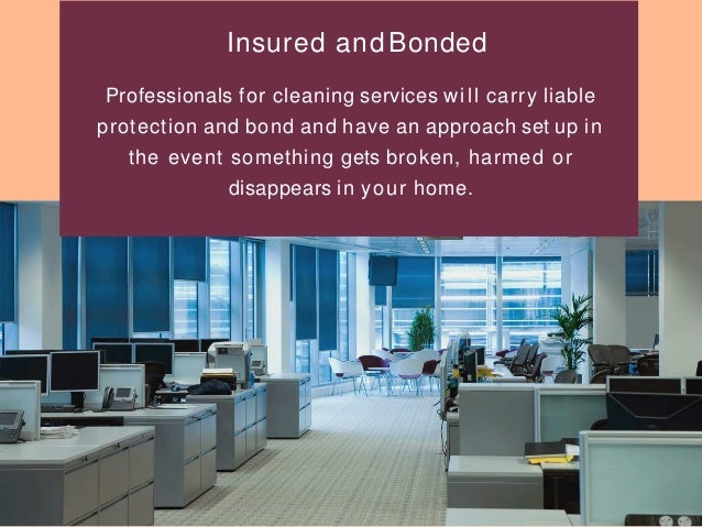 How to Find the Right Professional Cleaning Services?
