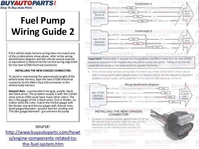 How to Fix a Fuel Pump?