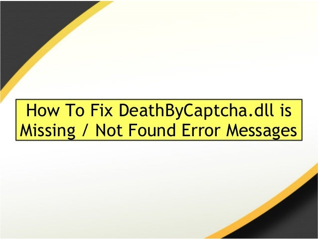 How to fix vulkan-1 dll missing