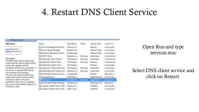 dns address could not be found google chrome