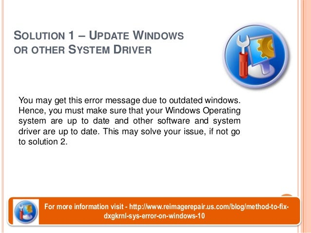 how to fix storachi.sys in windows 10