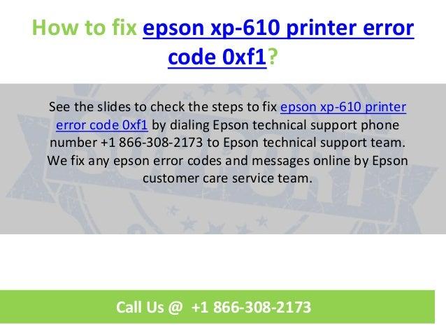 error code 610