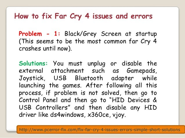 far cry 4 matchmaking issues Far cry 4 update ps4 ps3 xbox pc patch notes latest far cry 4 update adds co-op on fixed matchmaking stability and general issues with pvp.