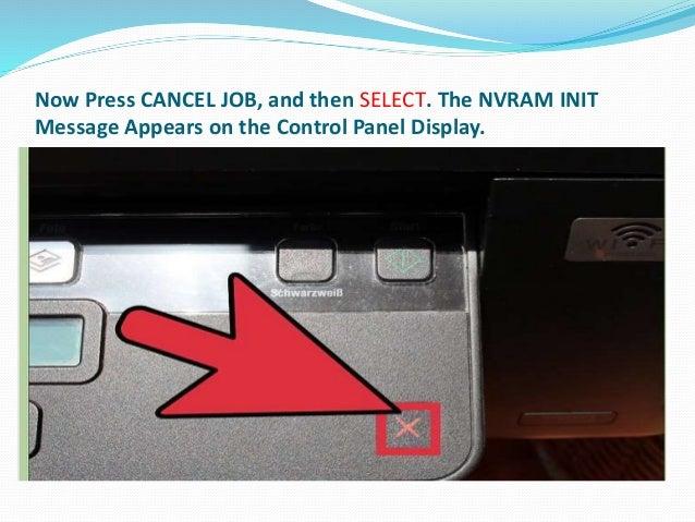 How to fix hp printer 49.4 c02 error code