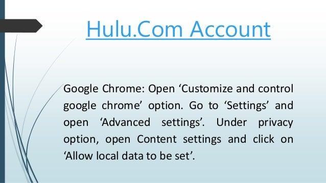 How to fix login problem into hulu account