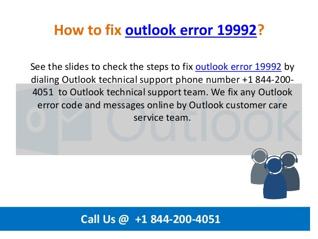 Outlook Error Mac