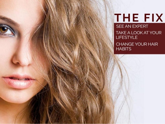 How To Fix These Top 4 Hair Problems