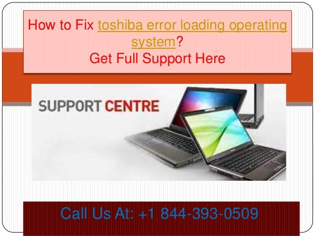 computer loading operating system