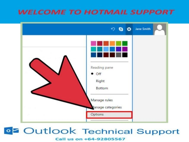 how to close a hacked hotmail account