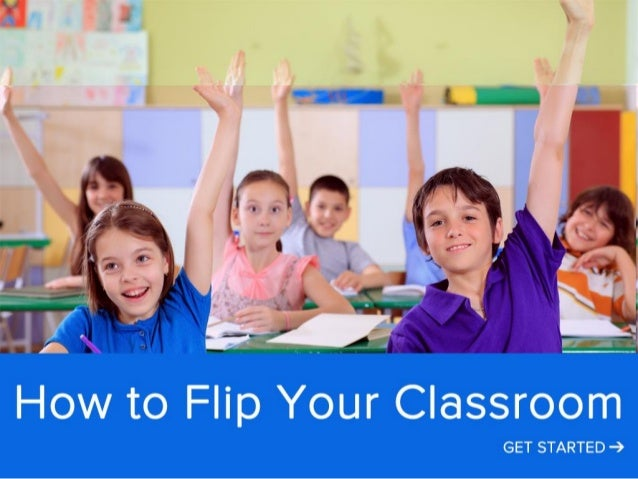 Flip Your Classroom with These 5 Tips