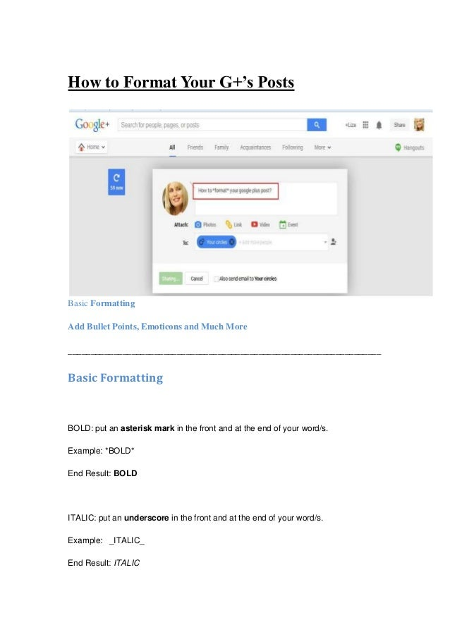 how to add bullet points in google drive