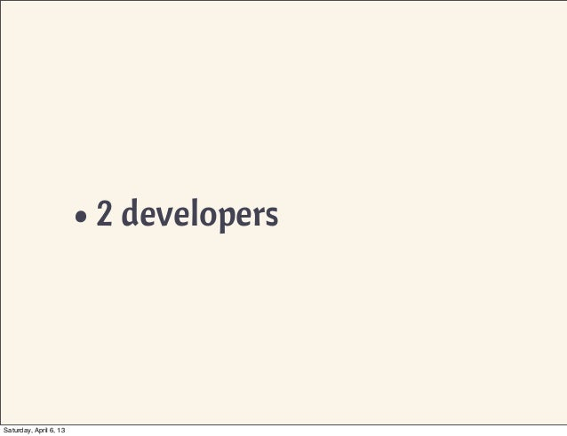 How to f*ck_up_the_refactoring - Andrii Savchenko Slide 3