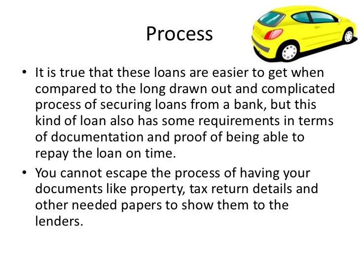 Advantages and disadvantages of borrowing money from a loan shark photo 9