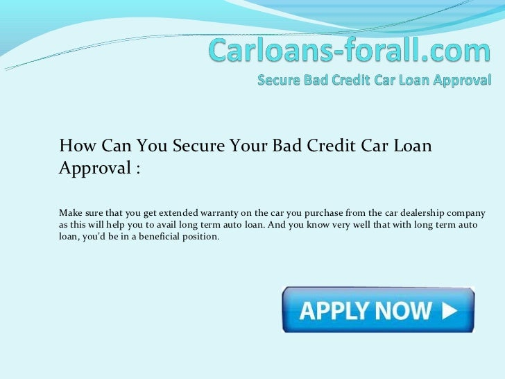Applying For A Car Loan With A Cosigner