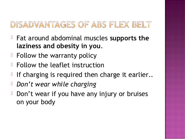 how to get your stomach flat