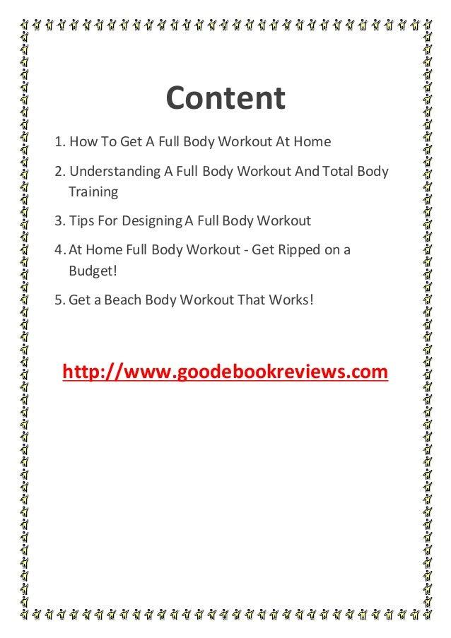 Get A Beach Body Workout That Works Goodebookreviews 2