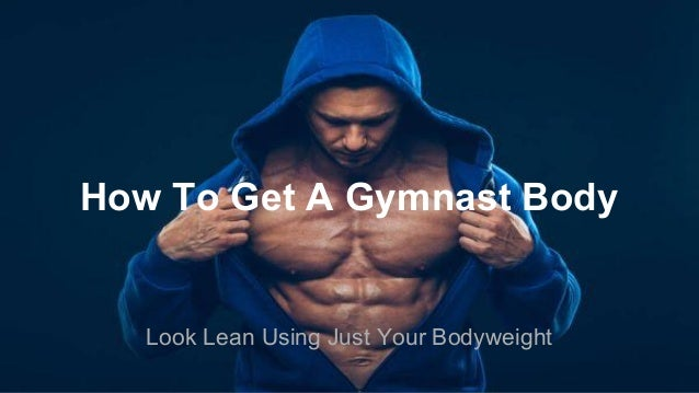 how to get your lean body mass