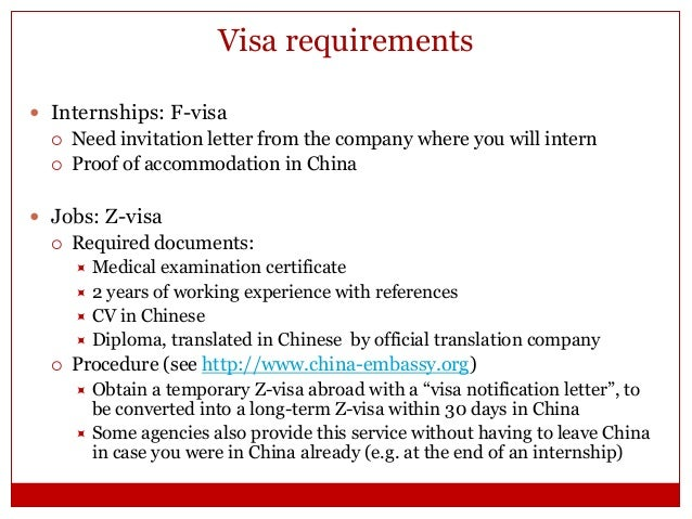 How to Get a Job in China - Internship Network Asia