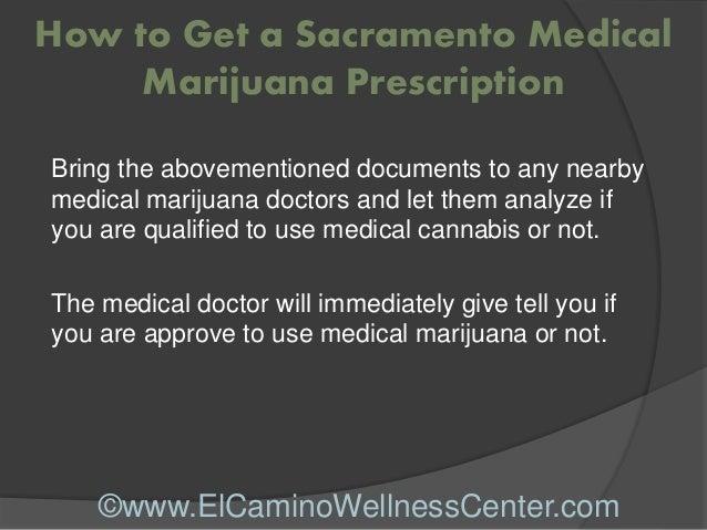 how to get a medical marajuana