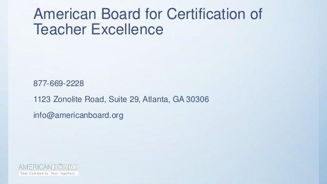 Teacher Certification in Wisconsin
