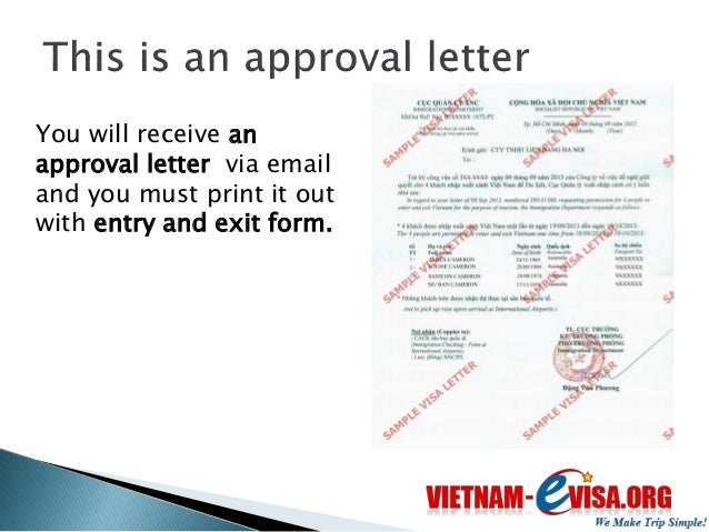 About us:  Vietnam-evisa.org is the E-commercial website in  Vietnam specializing in processing Vietnam visa.  We offeri...