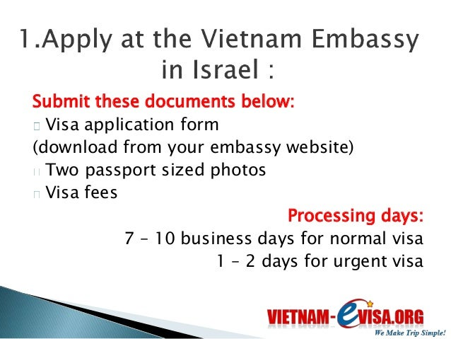 Business Travel To Israel Visa