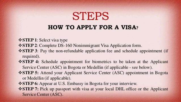 on 3 nonimmigrant visa application form ds 160 confirmation page
