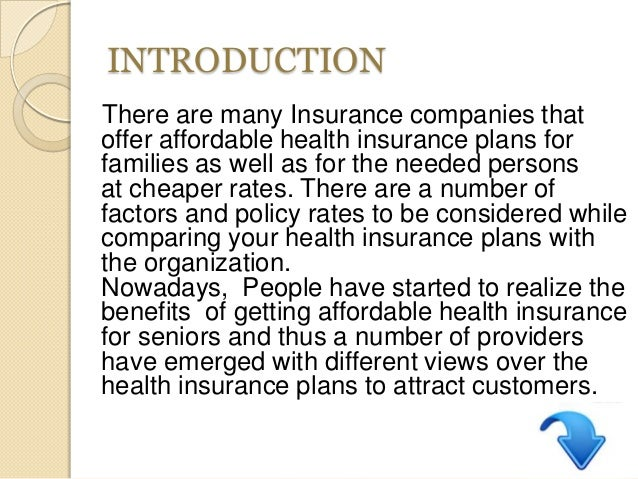 How to get benefits of affordable health insurance policy ...
