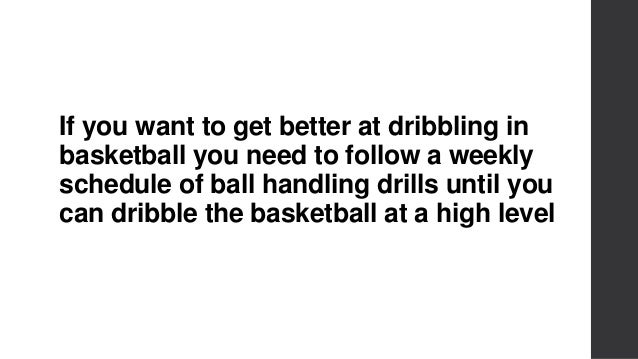 how to get better at basketball Basketball is changing there's a new paradigm shift occurring away from the traditional methods of teaching and learning skills and running practices while moving toward positionless basketball.